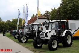 Farmtrack traktori na sajmu