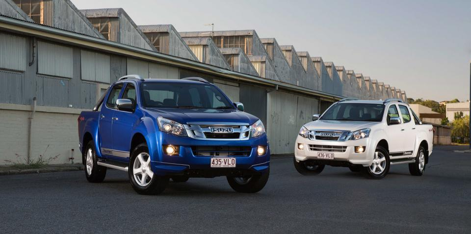 LIMITED EDITION – Isuzu D-Max X-Runner pikap