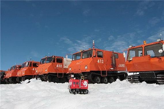 Rad na Antarktiku