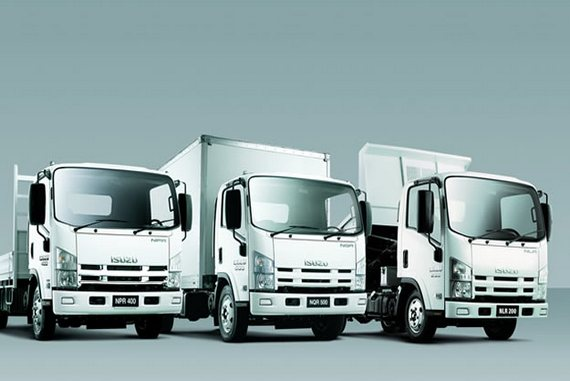 Predstavljanje Isuzu kamiona
