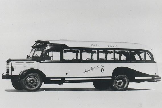 Prvi prototip autobusa