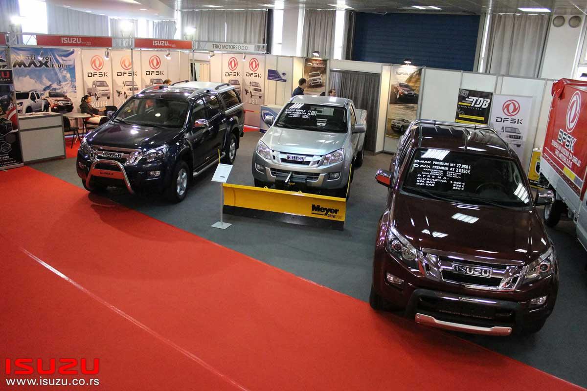 DDOR BG Car Show Isuzu