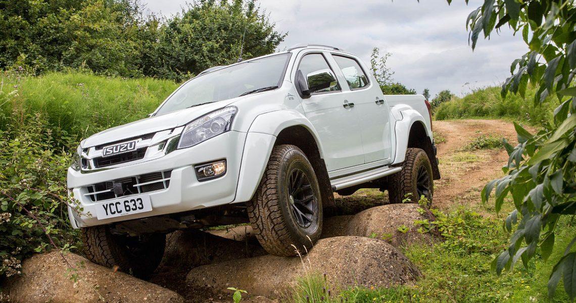 Za najekstremnije uslove – ISUZU D-MAX Arctic Trucks AT35