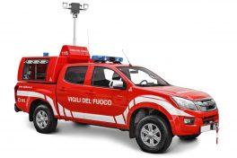 Specijalac – Isuzu D-MAX kao vatrogasno vozilo