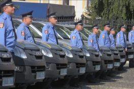 Poljska donirala MUP-u Ukrajine 38 vozila Isuzu D-MAX