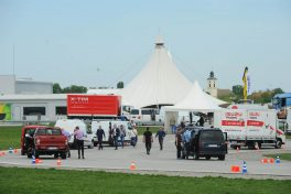 ISUZU vozila na Shell Open Transport Days 2 u centru NAVAK
