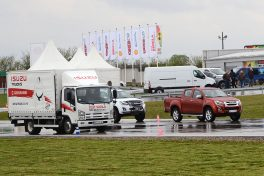 Uspešan nastup novog Isuzu D-MAX na Shell Transport Open Days 2017
