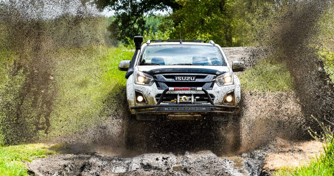 Isuzu D-Max 1.9 Ddi Expedition – Japanski Templar