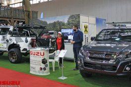 Uspešan nastup ISUZU vozila na 50. LORIST sajmu u Novom Sadu