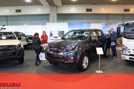 Zapažen nastup ISUZU vozila na 15. Sajmu automobila u Novom Sadu