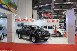 ISUZU vozila na DDOR BG CAR SHOW 06