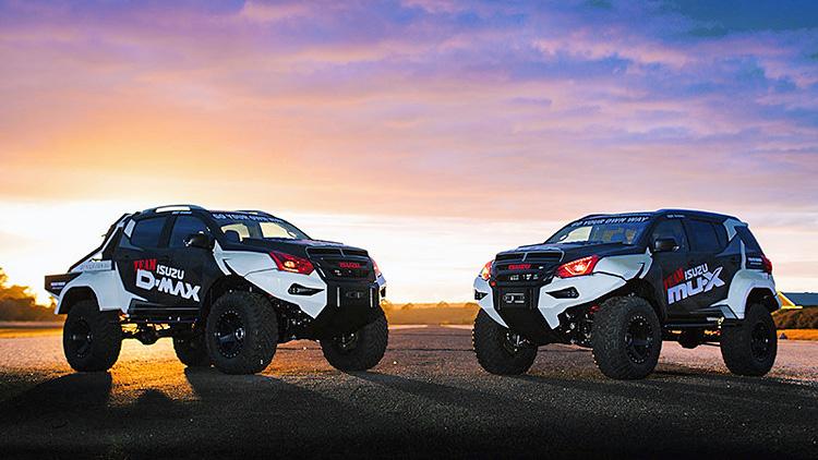 ISUZU Concept X Team D-Max