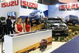 Nastup ISUZU vozila na Salonu automobila u Beogradu