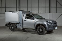 ISUZU D-Max mini-kiper by CPL