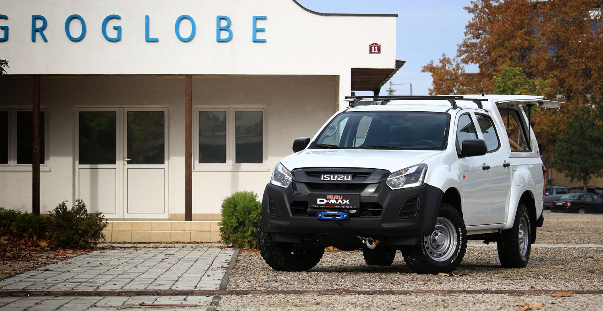 Servisno telekomunikaciono vozilo