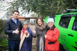 """ISUZU donacija azilu za pse """"Bella"""" u Budisavi"""