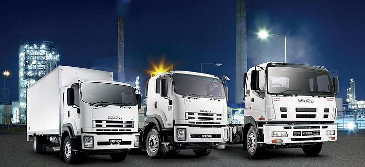 Isuzu Australia Trucks